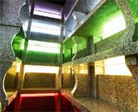 写真:永代合祀墓「ついのすみか」納骨室