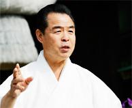 写真:出雲大社常陸教会・高橋正宣教会長
