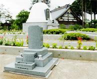 写真:願興寺「合祀墓」